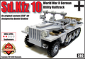 Sd.Kfz 10 German Utility Halftrack