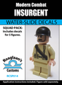 Modern Insurgent - Water-Slide Decals