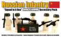 BrickArms Squad in a Box: Russian Infantry Pack