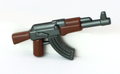 BrickArms Reloaded: Overmolded AK