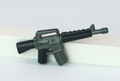 BrickArms Reloaded: Overmolded M16 - 4 Colors!