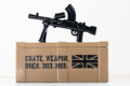 BrickArms Bren Gun and Printed Crate