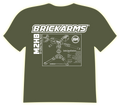 BrickArms M2HB T-Shirt