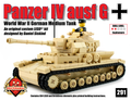 Panzer IV Ausf G Building Kit