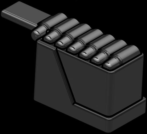 Machine Gun Ammo Box Heavy Machine Gun Ammo Box