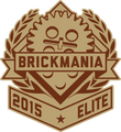 Brickmania Elite Membership 2015