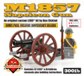 M1857 Napoleon Gun + Confederate Soldier