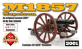 M1857 Napoleon Gun