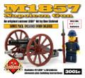 M1857 Napoleon Gun + Union Soldier