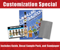 Minifigure Customization Starter Bundle