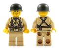 World War II US Airborne Trooper