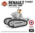 Renault FT / M1917 Light Tank