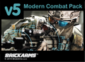 BrickArms Modern Combat Pack V.5