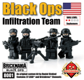 Black Ops Infiltration Team - Limited Edition Figure Pack