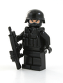 Black Ops Rifleman - Limited Edition Figure