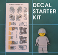 Build-Your-Own Soldier (Modern US Army ACU) Minifigure Kit