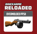 BrickArms Reloaded: Over-molded PPSh