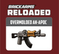 BrickArms Reloaded: Over-molded AK-Apoc