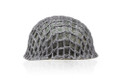BrickArms M1 Steel Pot Helmet w/ Fabric Mesh