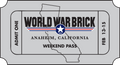 WWB Anaheim - Weekend Pass