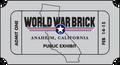 WWB Anaheim - Public Exhibit Advance Ticket