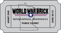 WWB Minneapolis - Public Exhibit Advance Ticket