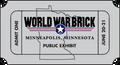 WWB Minneapolis - Public Exhibit Advance Ticket