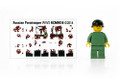 Build-Your-Own Soviet Paratrooper Minifigure Kit