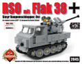 RSO mit Flak 38 - Building Kit