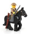 World War I British Cavalry Soldier