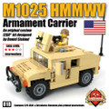 M1025 HMMWV Armaments Carrier - Tan