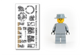 Build-Your-Own Urban Mercenary Minifigure Kit