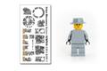 Build-Your-Own Urban Mercenary Minifigure Kit