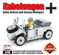 Kübelwagen - Utility Vehicle with Minifig