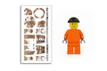 Build-Your-Own Hunter Minifigure Kit