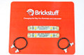 Brickstuff White LED Strips with Cables