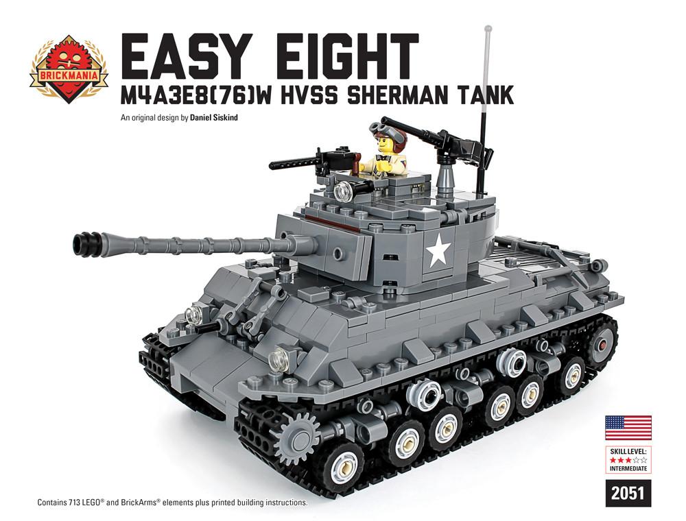 M4a3e8 Easy Eight Sherman Easy Eight M4a3e8(76)w