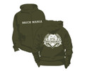 Brickmania Zip Up Hoodie