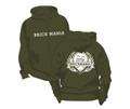 Brickmania Zip Up Hoodie