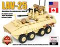 LAV-25 Amphibious Reconnaissance Vehicle