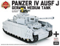 Panzer IV Ausf J Building Kit