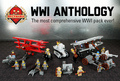 Brickmania's 2014 World War I Anthology Mega Bundle!