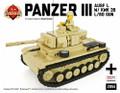 Panzer III Ausf L w/ 5cm KwK 39 L/60 Gun