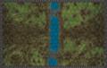 "Micro Tank Battle Tabletop Game -  30x48"" Vinyl Game Mat"