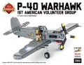 P-40 Warhawk - Premium Black Box Edition Kit