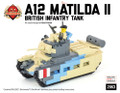 A12 Matilda II - British Infantry Tank