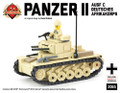 Panzer II Ausf C - Deutsches Afrikakorps Light Tank