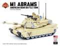M1 Abrams Main Battle Tank (Tan)