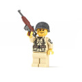 Custom Printed American 101st Airborne with Reloaded M1 Carbine