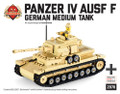 Panzer IV Ausf F Building Kit